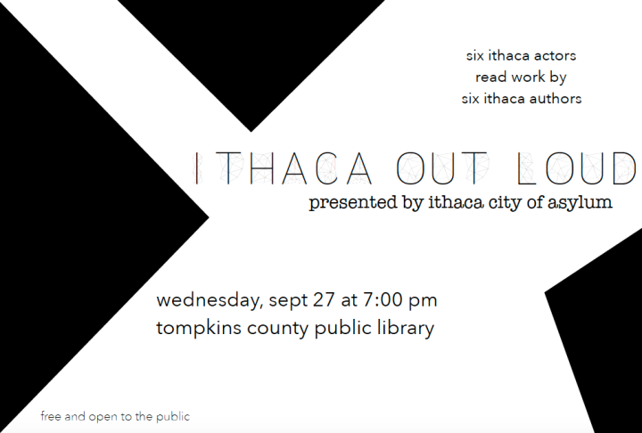 Ithaca Out Loud