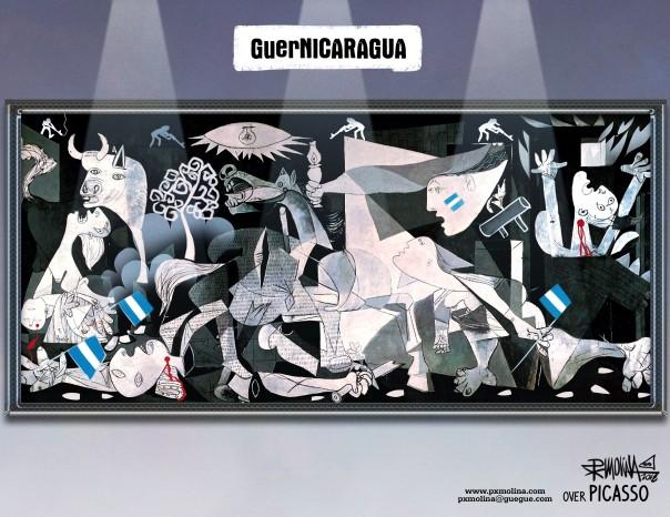GuerNicaragua