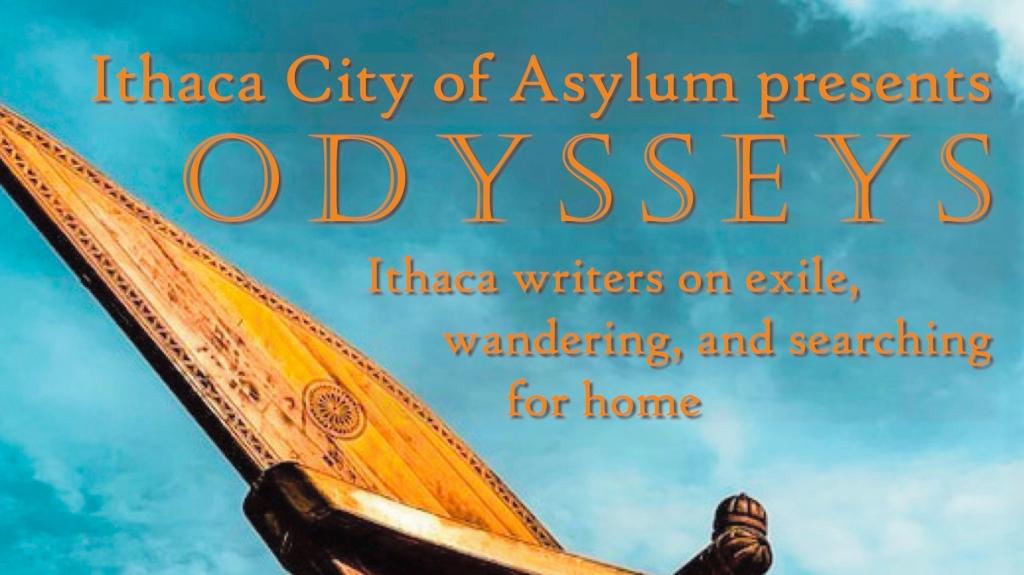 Odysseys event poster