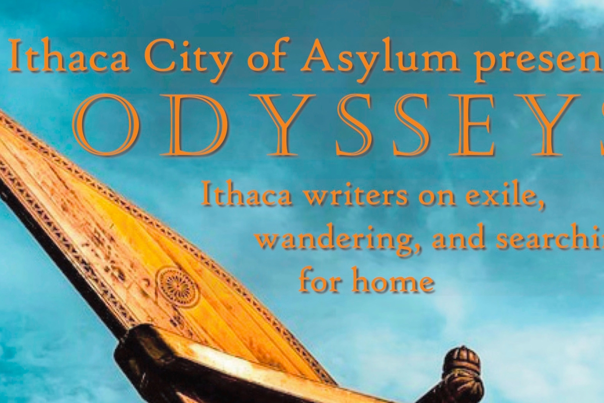 Odysseys event poster